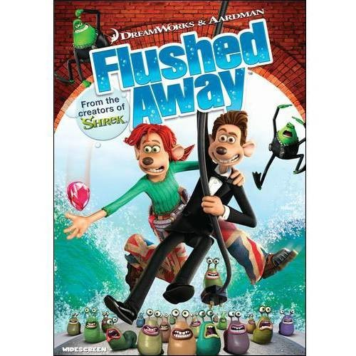 Flushed Away/Chicken Run/Wallace and Gromit Triple Feature