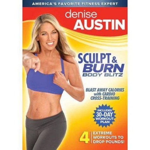 Denise Austin: Sculpt & Burn Body Blitz WSE DD2