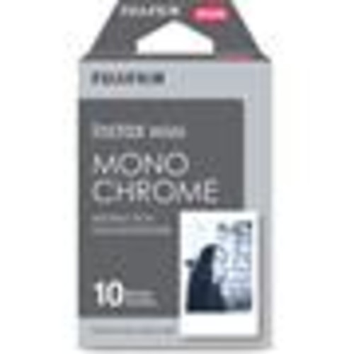 Fujifilm Instax Mini Film (Monochrome) Film cartridges for Fujifilm instant cameras