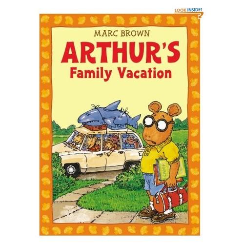Arthur's Family Vacation: An Arthur Adventure (Arthur Adventures)