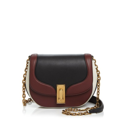 MARC JACOBS West End Jane Tricolor Shoulder Bag