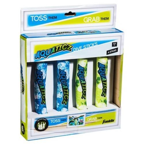 Franklin Sports Aquaticz Grab Sticks