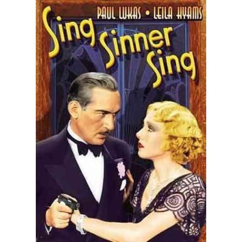 Sing, Sinner, Sing (DVD)