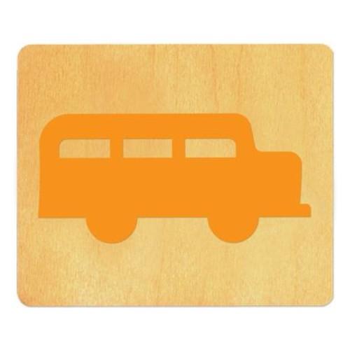 Ellison SureCut Die, School Bus #1A