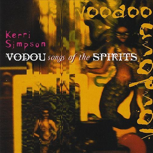 Vodou Songs of the Spirits [CD]