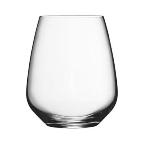 Luigi Bormioli Crescendo 25 oz. Stemless Wine Glass (Set of 4)