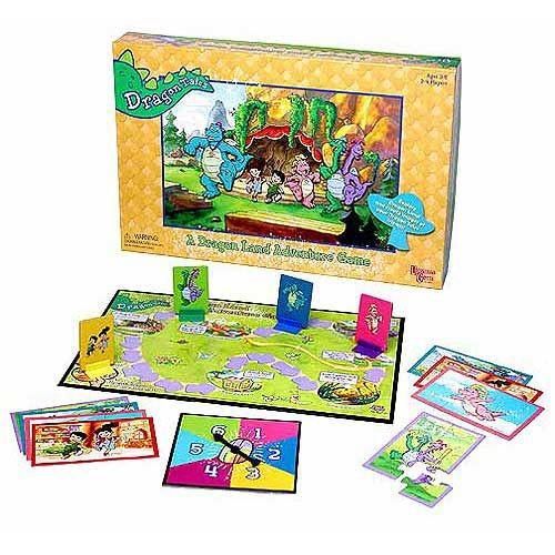 University Games Dragon Tales A Dragon Land Adventure Board Game