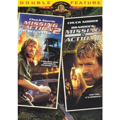 Missing in Action 2 and 3