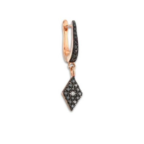Diamond & 18K Rose Gold Cosmos Explosion Earring Charm