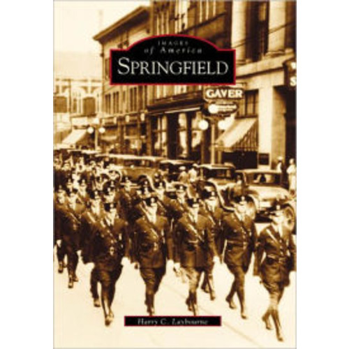Springfield, Ohio (Images of America Series)