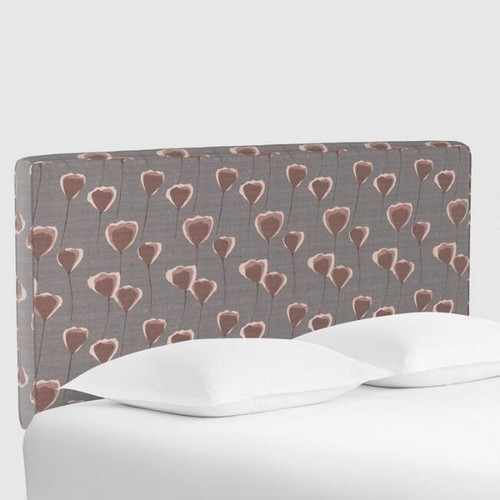 Poppy Taupe Loran Upholstered Headboard