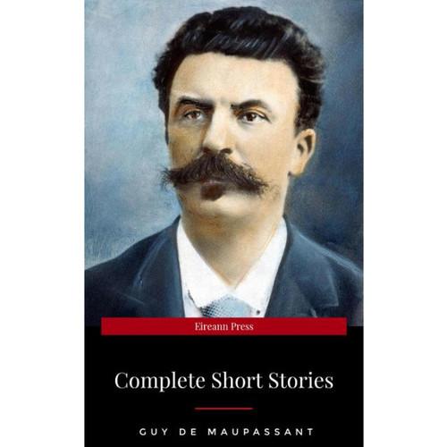 Guy de Maupassant Stories (Classic Books on CD Collecion) [UNABRIDGED] (Classic Books on Cd Collection)