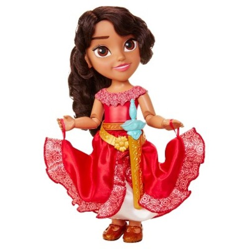 Disney Elena of Avalor Action & Adventure Elena Doll
