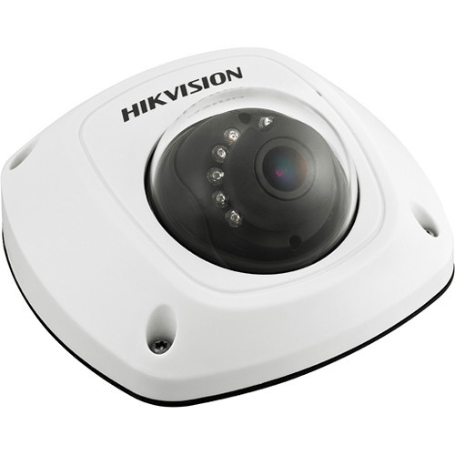 3MP HD Outdoor PoE Network Mini Dome Camera with 4mm Lens