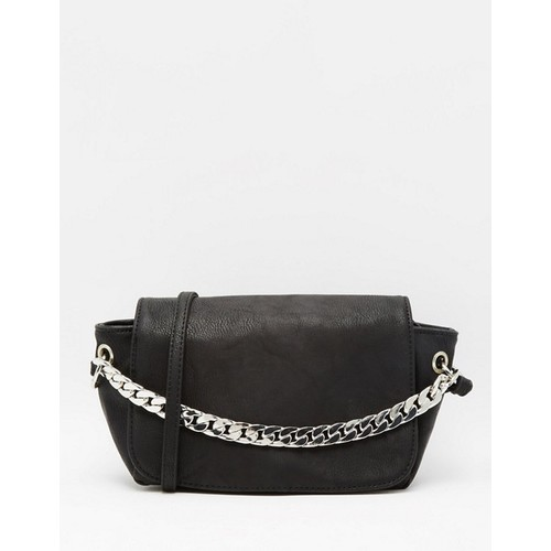 Pieces Cross Body Bag With Chain Strap