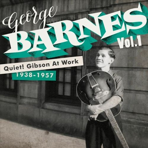 Quiet! Gibson At Work, Vol. 1 [CD]