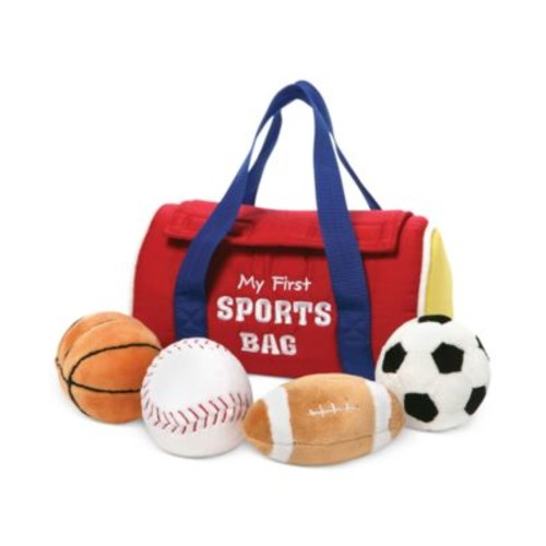 Plush My First Sports Bag Playset