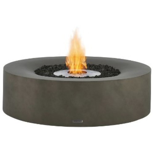 Brown Jordan Fires Kove Fire Table [Burner Type : Liquid Propane/Natural Gas; Finish : Natural]