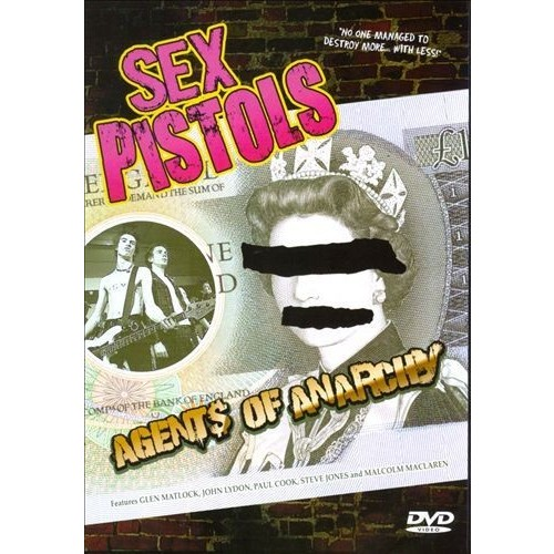 Sex Pistols:agents Of Anarchy