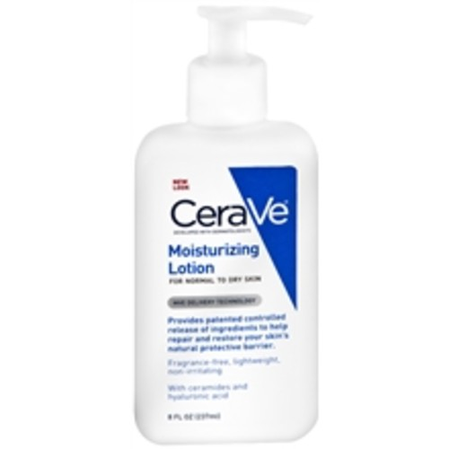CeraVe Face and Body Moisturizing Cream for Normal to Dry Skin Fragrance Free