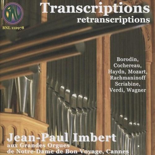 Jean-Paul Imbert - Transcriptions