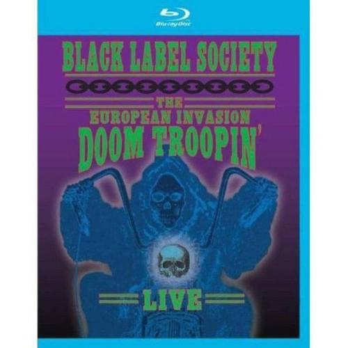 Black Label Society: European Invasion [Blu-ray]