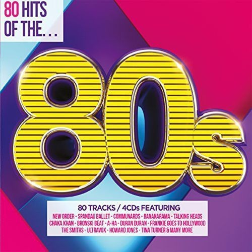 80 Hits of the '80s [CD]