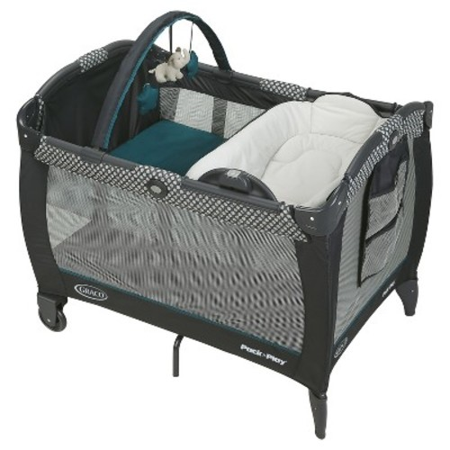 Graco Reversible Napper & Changer Playard - Quincy
