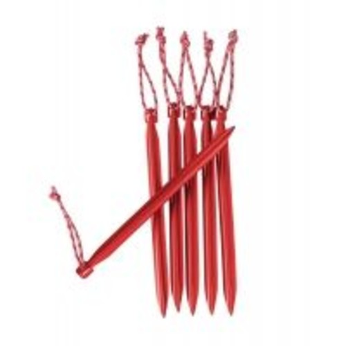 MSR Ground Hog Stakes 312054, Additional Features: Yes, Product Weight: 13 g, 0.46 oz,