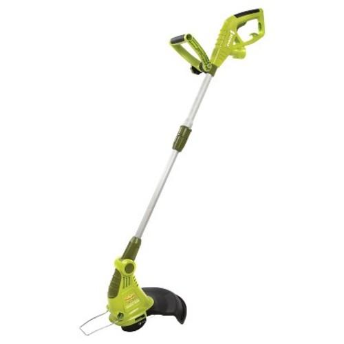 Sun Joe 13-Inch 4-Amp Electric Grass Trimmer + Edger - Green