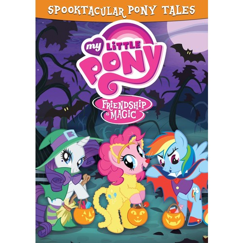 My Little Pony: Friendship Is Magic - Spooktacular Pony Tales [DVD]