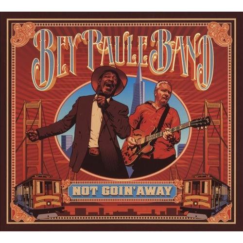 Not Goin' Away [CD]