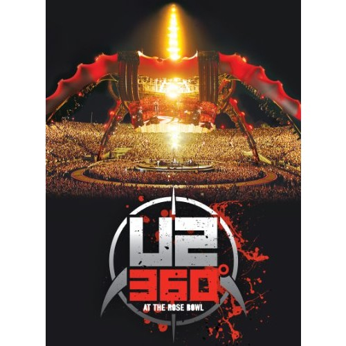 360 Tour: Live at the Pasadena Rose Bowl (DVD)