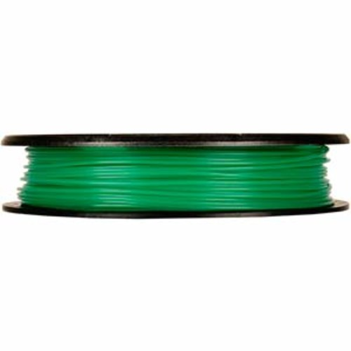 MakerBot PLA 3D Filament Small Spool - Translucent Green