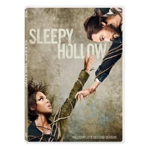 Sleepy Hollow: Season 2 (Blu-ray) (dvd_video)