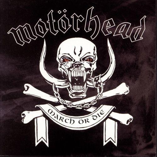 March r Die [CD]