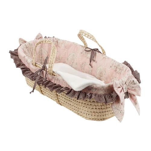 Cotton Tale Nightingale Moses Basket