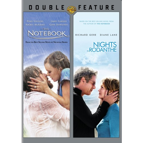 The Notebook/Nights in Rodanthe [2 Discs] [DVD]