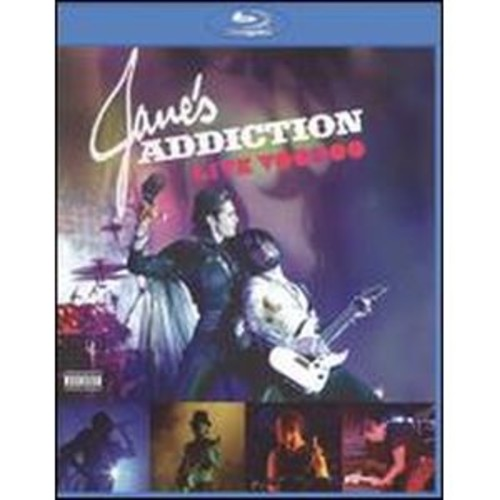 Jane's Addiction: Live Voodoo [Blu-ray] WSE DHMA/DD5.1/2