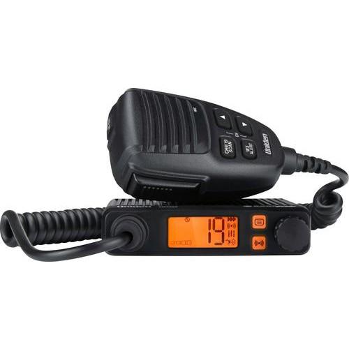 Uniden - 40-Channel CB radio - Black