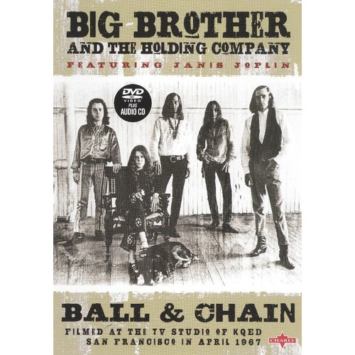 Janis Joplin with Big Brother: Ball and Chain [CD]
