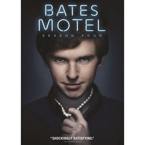 Bates Motel: Season Four [3 Discs] [DVD]