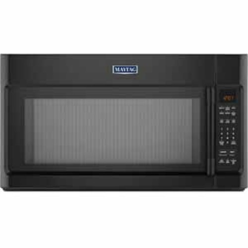 Maytag 2.0 cu.ft. Over-The-Range Microwave with Sensor Cooking - Black