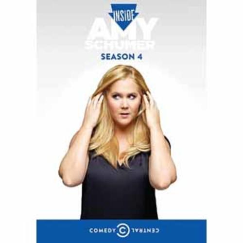 Inside Amy Schumer: Season Four [DVD]