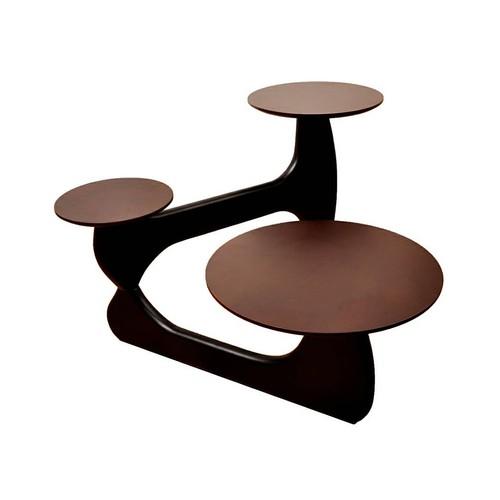Fine Mod Imports - Coffee Table - Dark Walnut