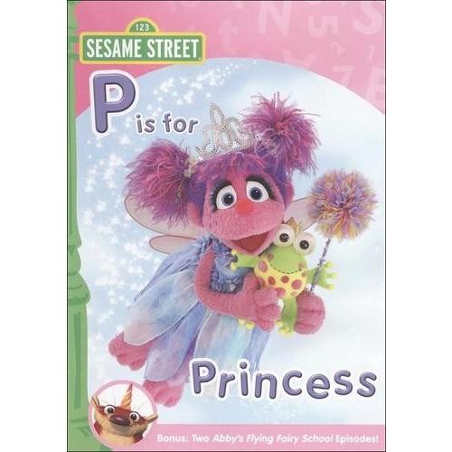 Sesame Street: P is for Princess [DVD] [2010]