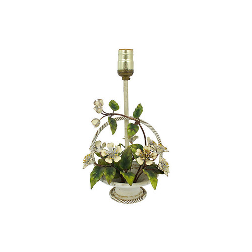 Italian Tole Lamp