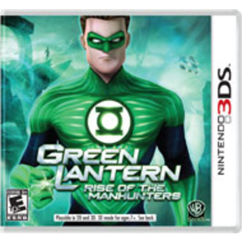 Green Lantern: Rise Manhunters [Pre-Owned]