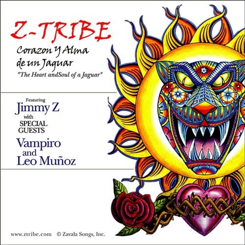 Corazn y Alma de un Jaguar (The Heart and Soul of a Jaguar) [CD]