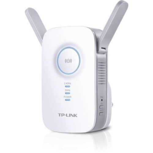 TP-Link AC1200 Universal Wi-Fi Wall Plug Gigabit Range Extender (RE350)
